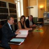 Signature Convention Tribunal Grande Instance - UNAF - DIF